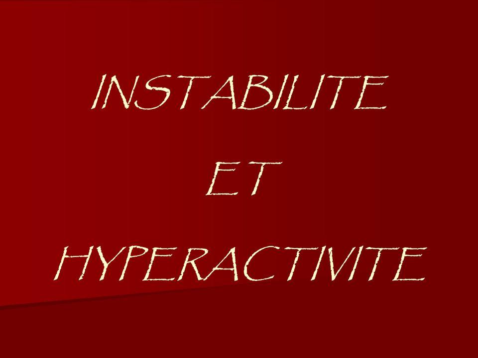 NOTIONS DE SYSTEMIQUE Lenfant hyperactif est un symptôme du fonctionnement familial considéré comme un système.