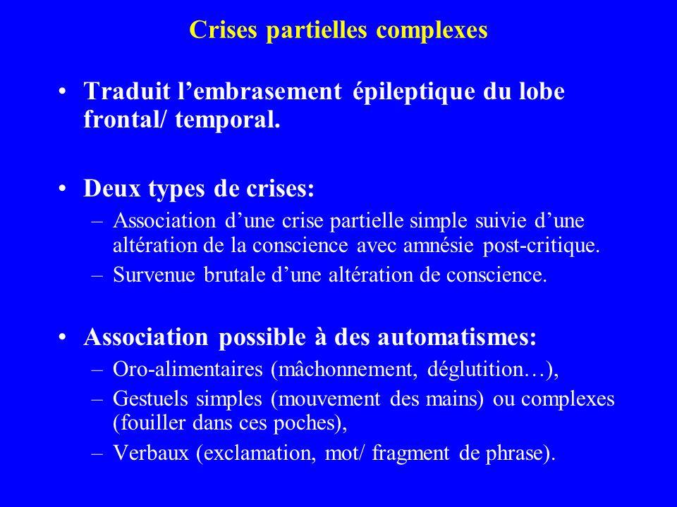 Classification - Origine Idiopathique.–Epilepsie infantile âge-dépendant.