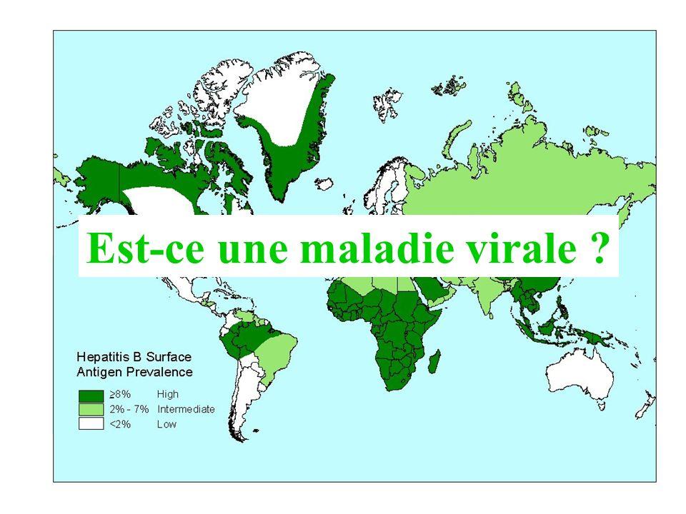 Etats-Unis F Est-ce une maladie virale ?