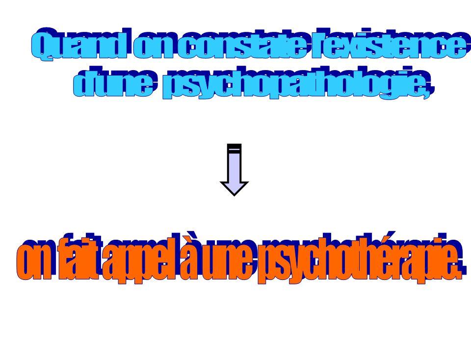 Lavantage principal de lapproche psychanalytique est le fait de permettre lintégration de données complexes, dans une perspective longitudinale (histoire de lindividu) et transversale (les différents aspects de la situation présente de lindividu).
