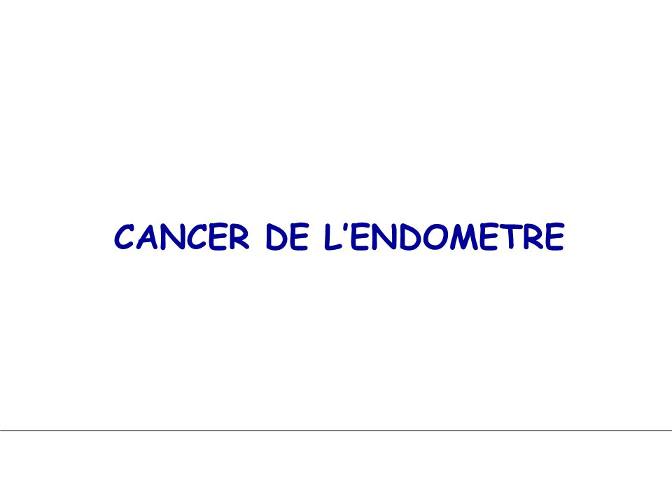 Madame Padbol, 66 ans, consulte pour des métrorragies ATCD : chir :cholecystectomie, tumorectomie curage sein G med :HTA, BMI = 31 obst :1 fils gyn :K sein 2001 (CCI 27mm 12N- RH+).