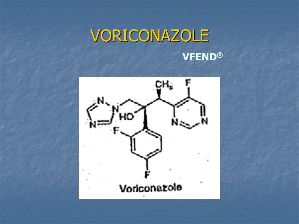 VORICONAZOLE VFEND ®