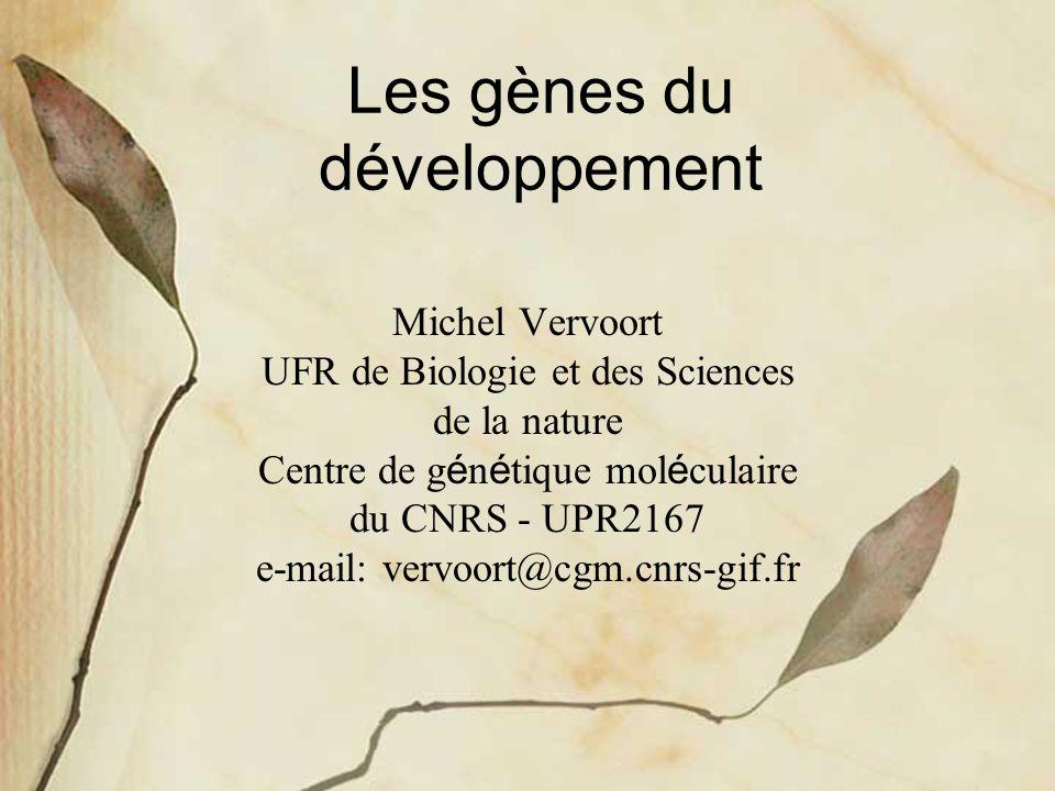 Quelques livres utiles….Lewis Wolpert. Biologie du développement.