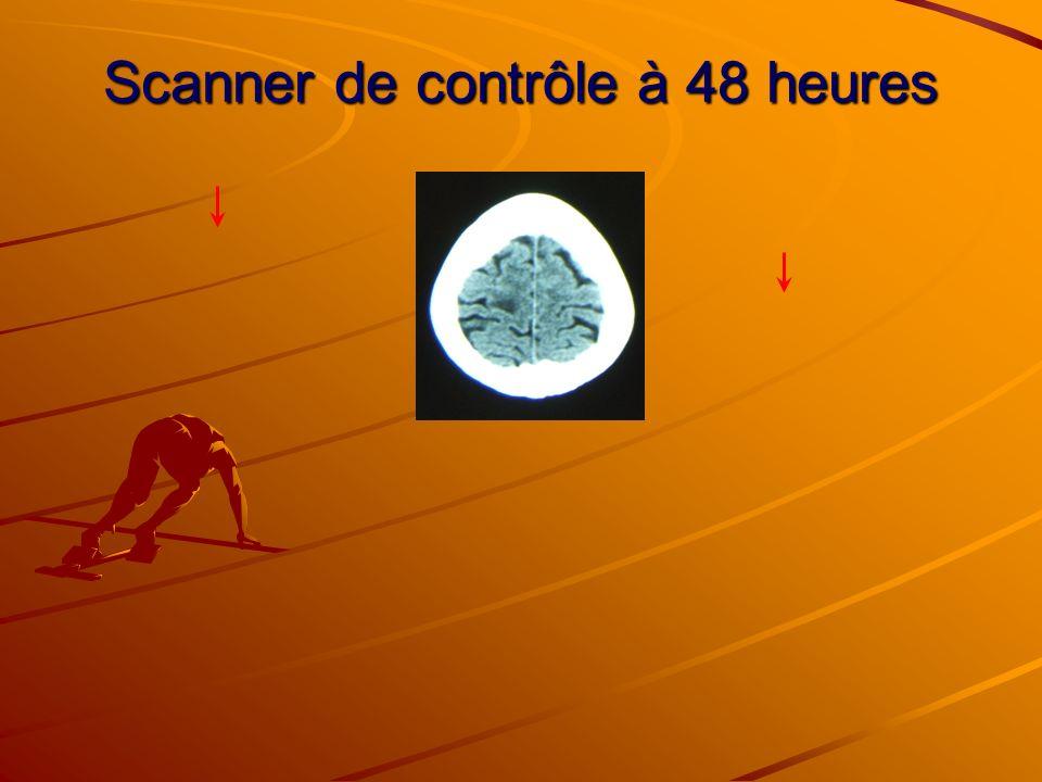 Scanner de contrôle à 48 heures