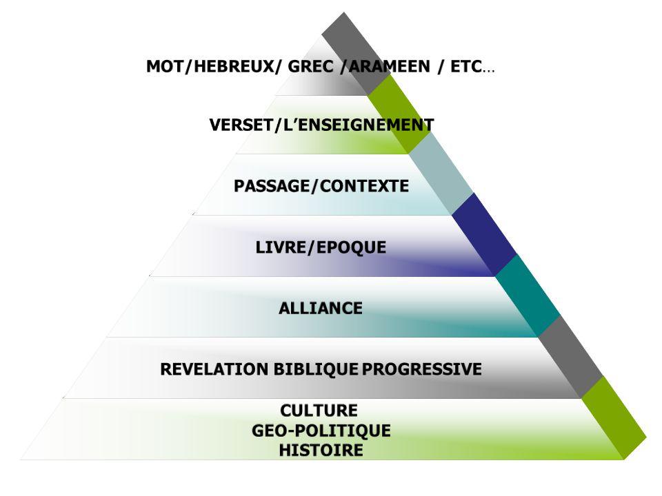 HERMENEUTIQUE MOT/HEBREUX/ GREC /ARAMEEN / ETC… VERSET/LENSEIGNEMENT PASSAGE/CONTEXTE LIVRE/EPOQUE ALLIANCE REVELATION BIBLIQUE PROGRESSIVE CULTURE GE