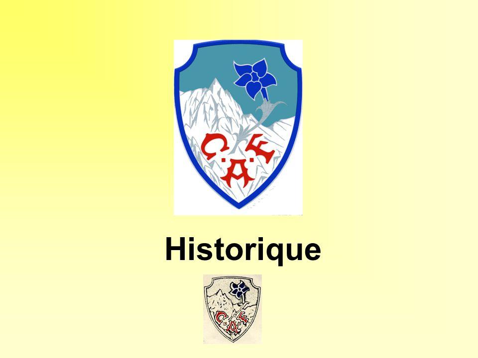 En 1955 La revue « La Montagne » a fusionné avec la revue Alpinisme publiée par le Groupe de haute montagne (GHM) et porte le titre de La Montagne & Alpinisme 1920 Fondation de lUnion Nationale des Associations de Tourisme (UNAT) par lAutomobile Club, le Touring Club et le CAF 1919 Le Groupe de rochassiers, tout en condamnant le sport professionnel, pratique intensément la montagne avec une « compétition » interne.