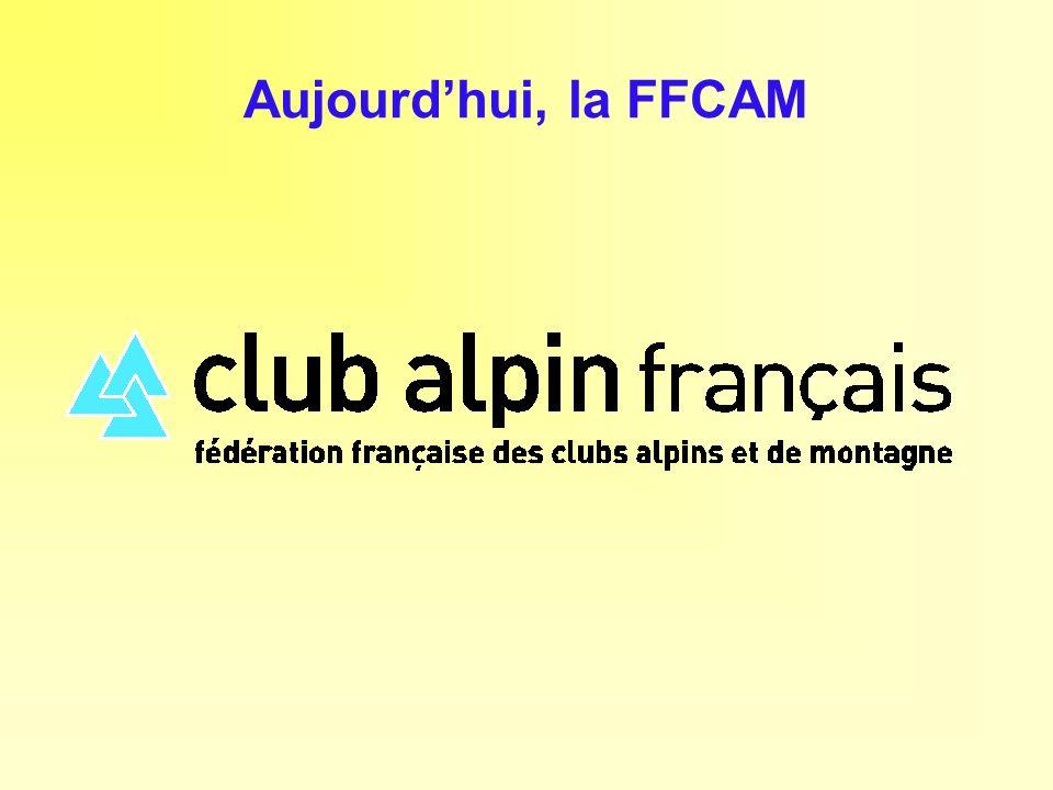 Aujourdhui, la FFCAM