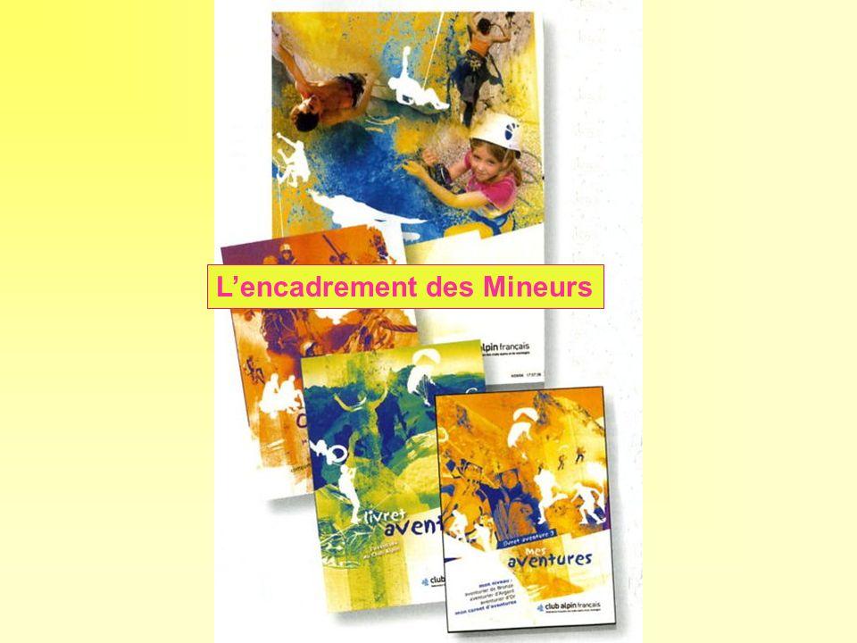 Lencadrement des Mineurs