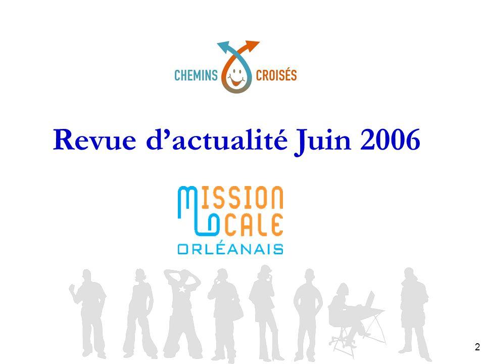 2 Revue dactualité Juin 2006