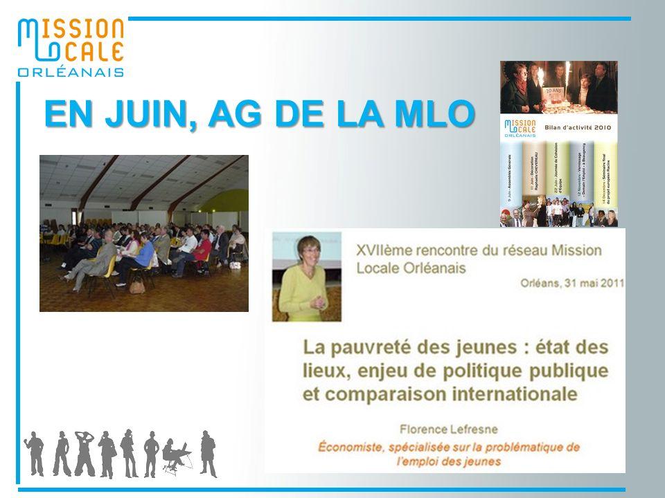 EN JUIN, AG DE LA MLO