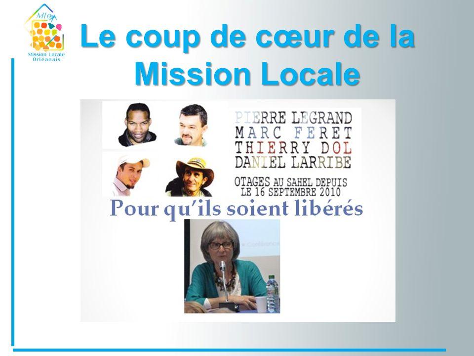 Le coup de cœur de la Mission Locale