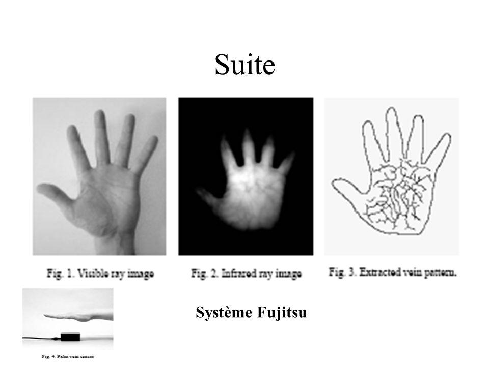 Suite Système Fujitsu