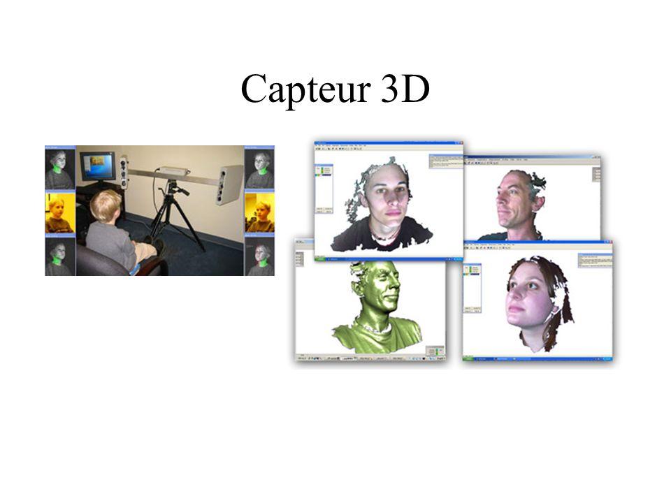 Capteur 3D