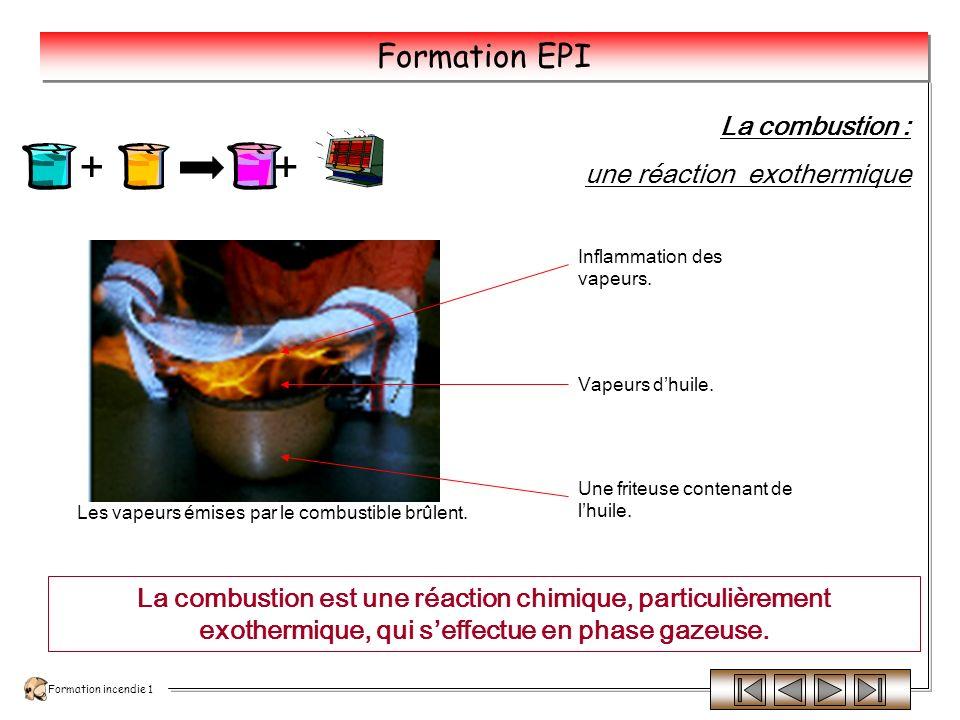 Formation incendie 1 Formation EPI A lissue de la séquence vous pourrez utiliser un extincteur adapté sur un départ de feu BUT