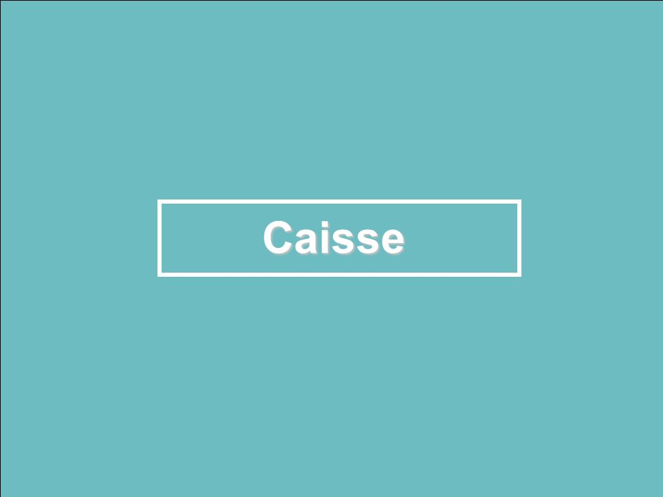 Caisse