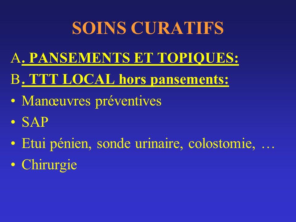 SOINS CURATIFS C.