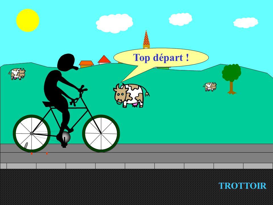 Top départ ! TROTTOIR