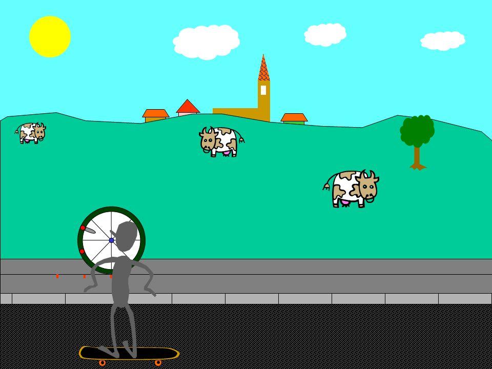 Lobservateur suit la trajectoire de la valve en se déplaçant à la même vitesse que le cadre de la bicyclette.