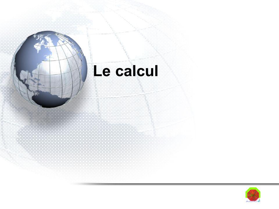 Tour des TIERs Christophe Suire Tier-2 CPU (kSI2K) Disk (TB) CPU/Disk (kSi2K/TB) MS (PB) WAN (Mb/s) Paris (4 LHC) 300251201000 Question récurrente, pour 1 ferme de PC : % donné à LCG .