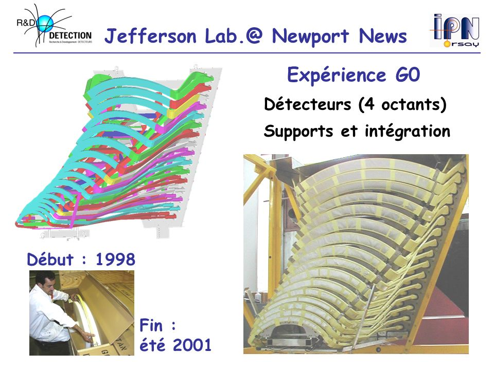 Jefferson Lab.@ Newport News DVCS / CLAS