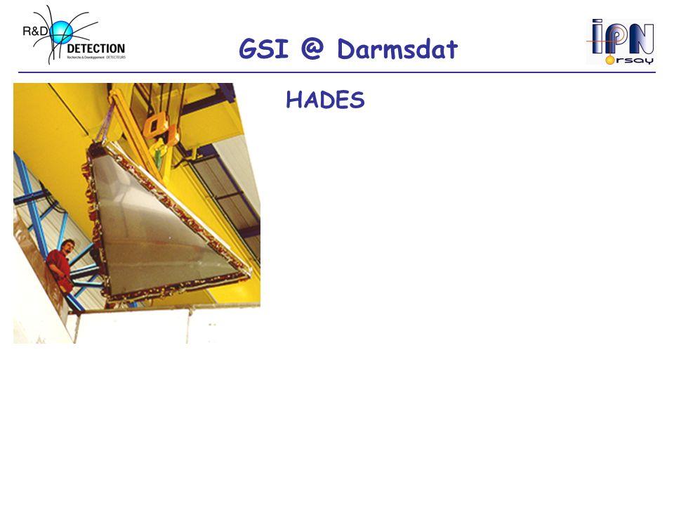 GSI @ Darmsdat HADES