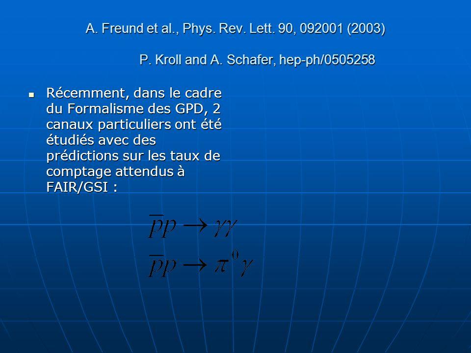 A. Freund et al., Phys. Rev. Lett. 90, 092001 (2003) P.