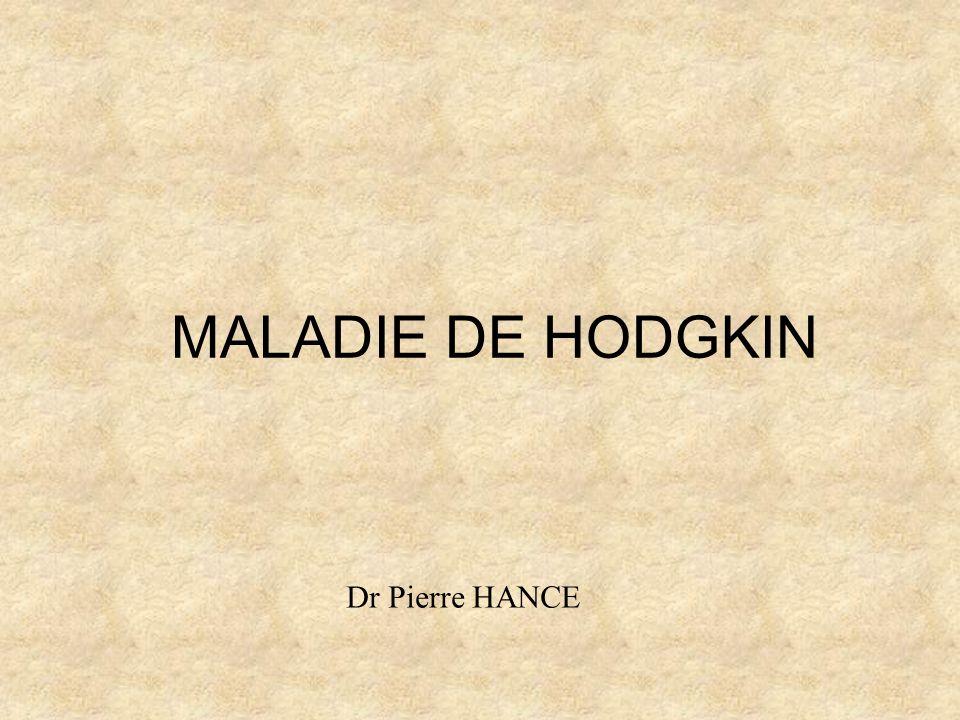 VII.TRAITEMENT 1) Buts Stériliser les atteintes ganglionnaires de la maladie de Hodgkin.