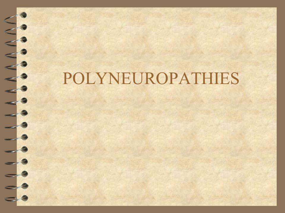 POLYNEUROPATHIES