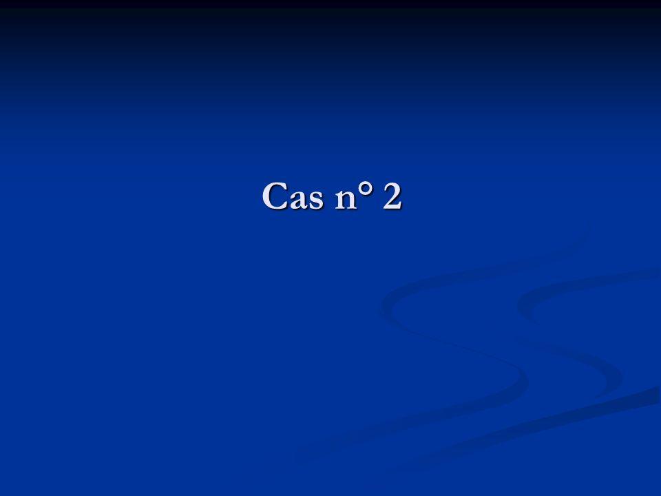 Cas n° 2