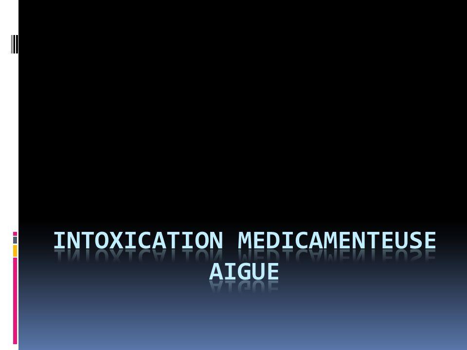 Conduite à tenir Le toxique nature, quantité, voie de pénétration Lintoxication délais, traitements entrepris Lintoxiqué /Antécédents Symptomatologie : spécifique ou non