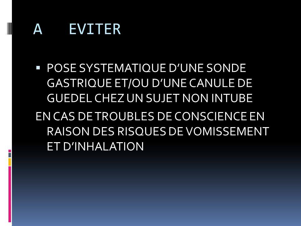 Principes de traitement Symptomatique Traitement évacuateur et épurateur Évacuateur : prévenir l absorption Épurateur : éliminer le toxique Traitement spécifique : antidotes