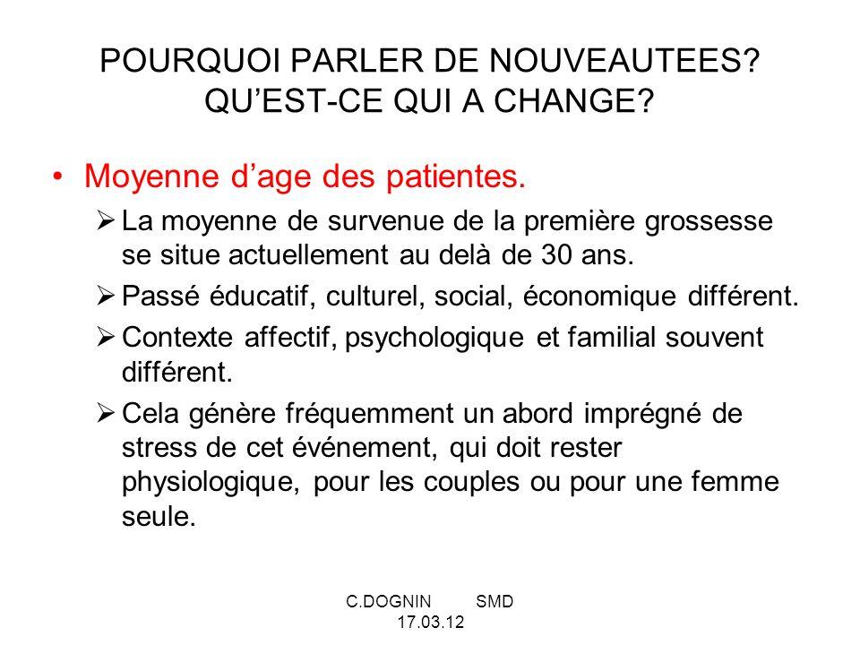 C.DOGNIN SMD 17.03.12 QUEST-CE QUI A CHANGE.