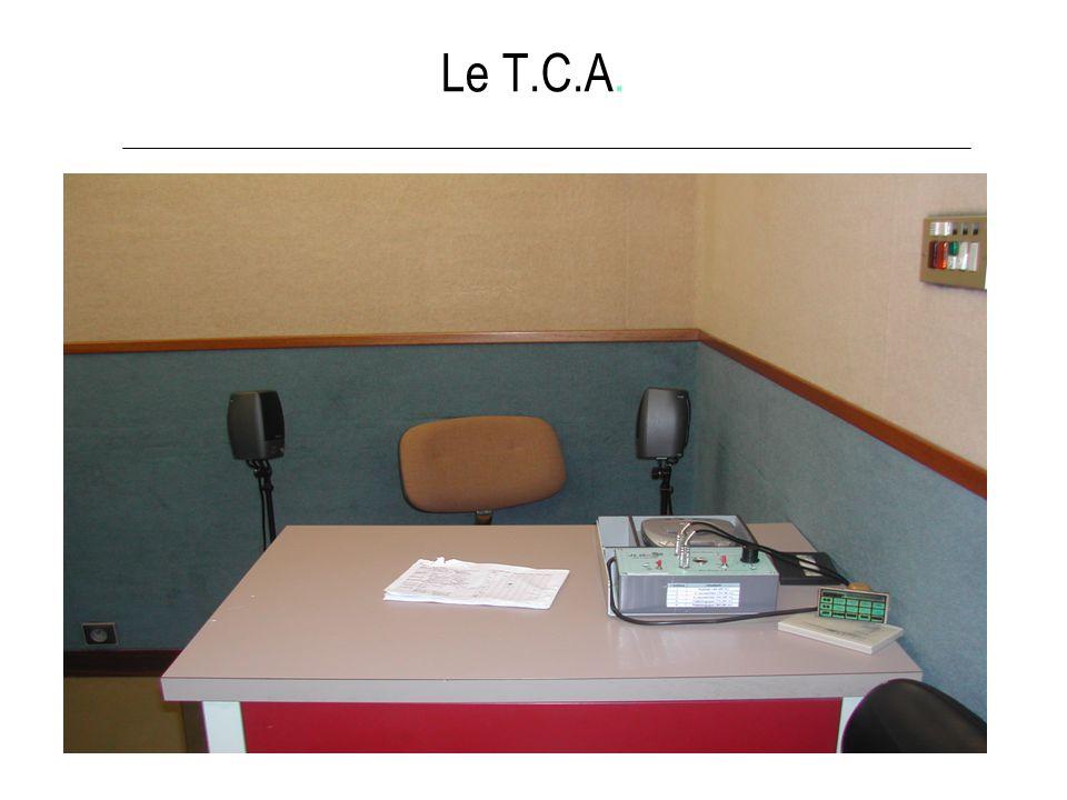 Le T.C.A.