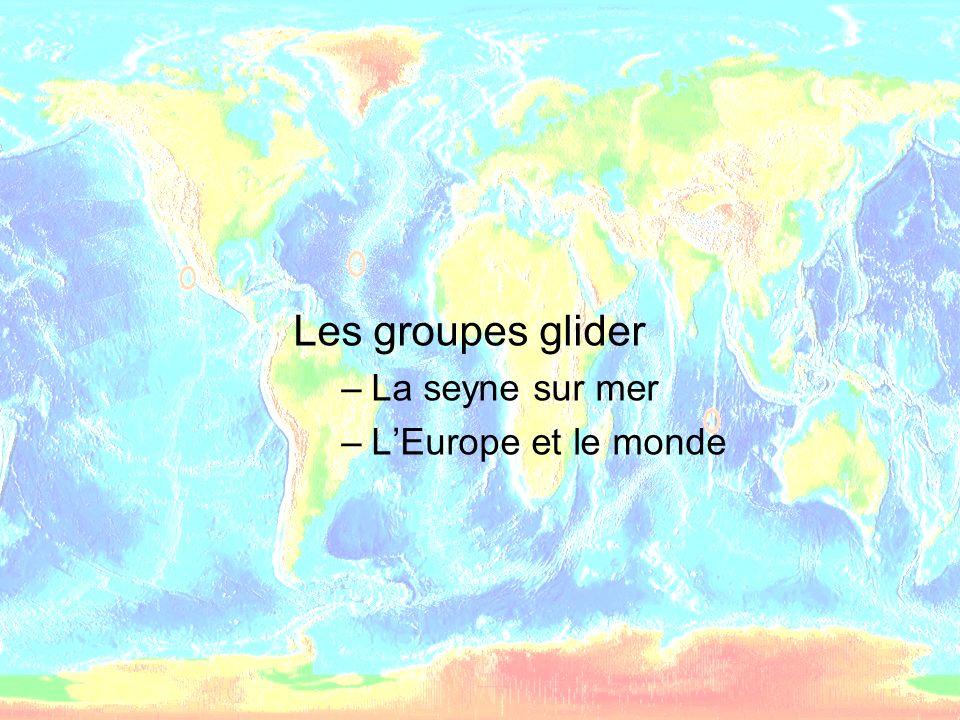 Laurent Beguery | Insu – La Seyne sur mer Les groupes glider –La seyne sur mer –LEurope et le monde