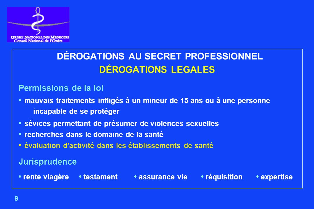 10 ÉVALUATION DACTIVITÉ DANS LES ÉTABLISSEMENTS DE SANTÉ ARTICLE L.
