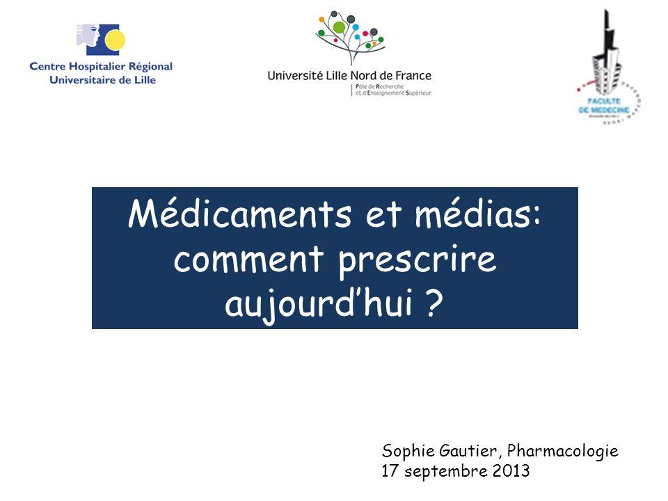Evaluation du médicament En France