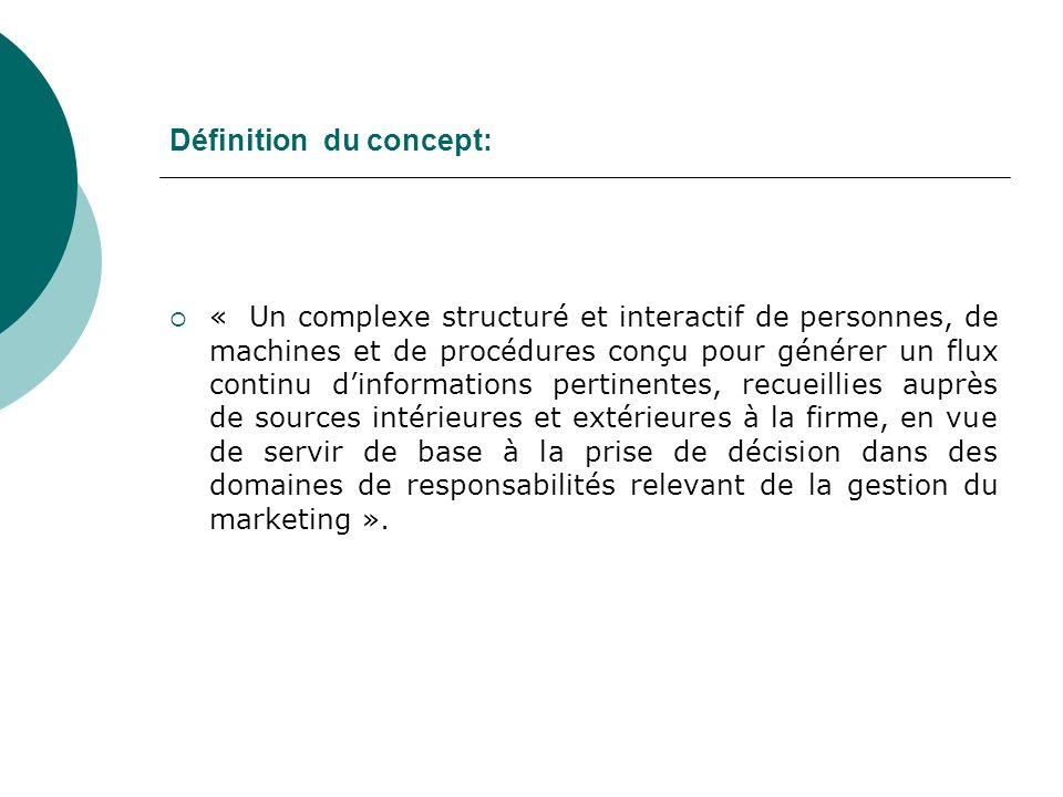 Le choix des informations La pertinence est le critère principal dans la sélection de linformation.