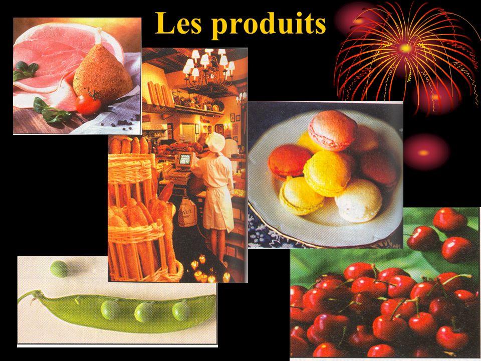 Les produits