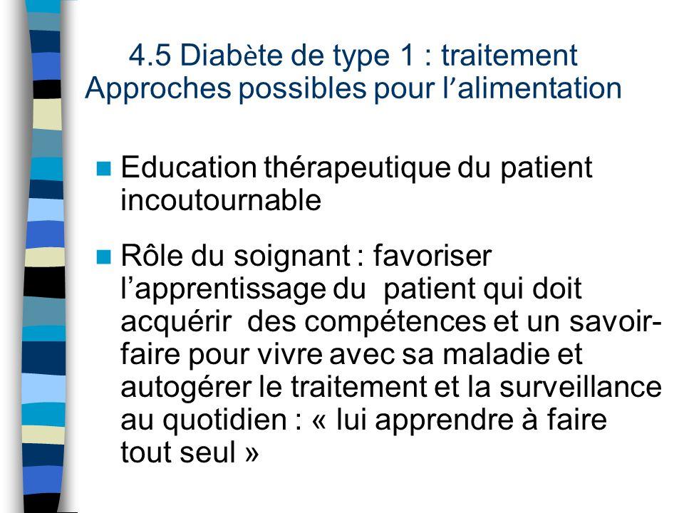 Education thérapeutique du patient incoutournable Rôle du soignant : favoriser lapprentissage du patient qui doit acquérir des compétences et un savoi