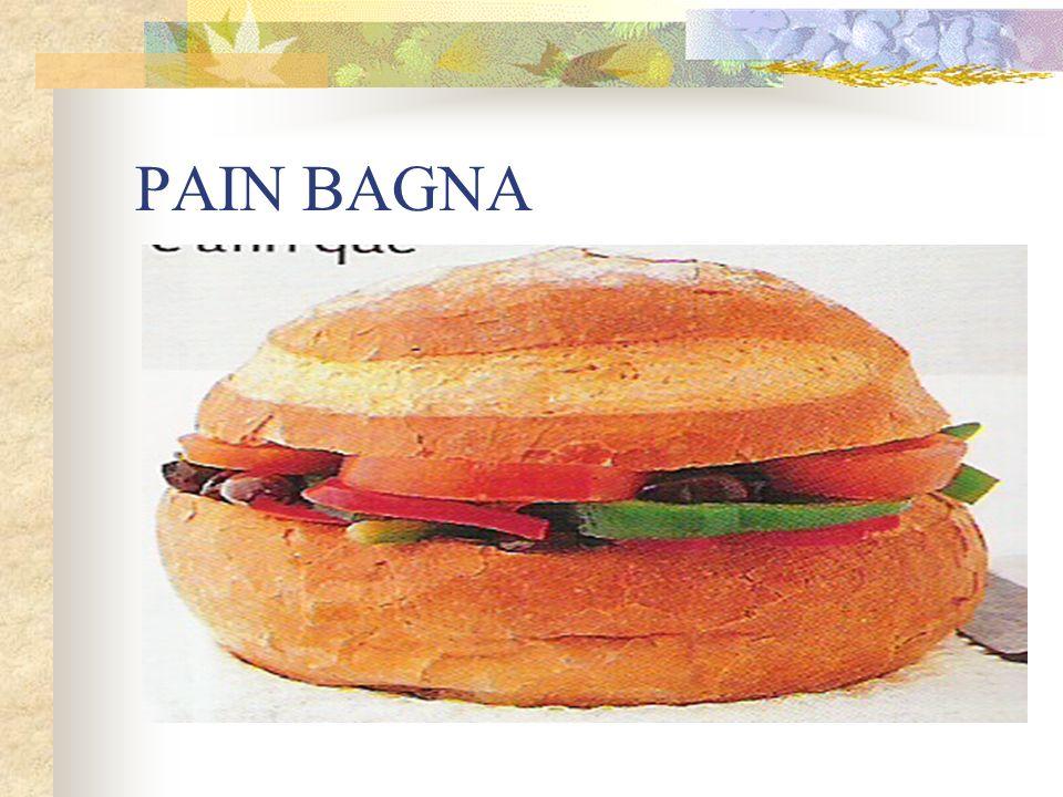 PAIN BAGNA