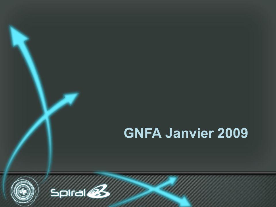 GNFA Janvier 2009