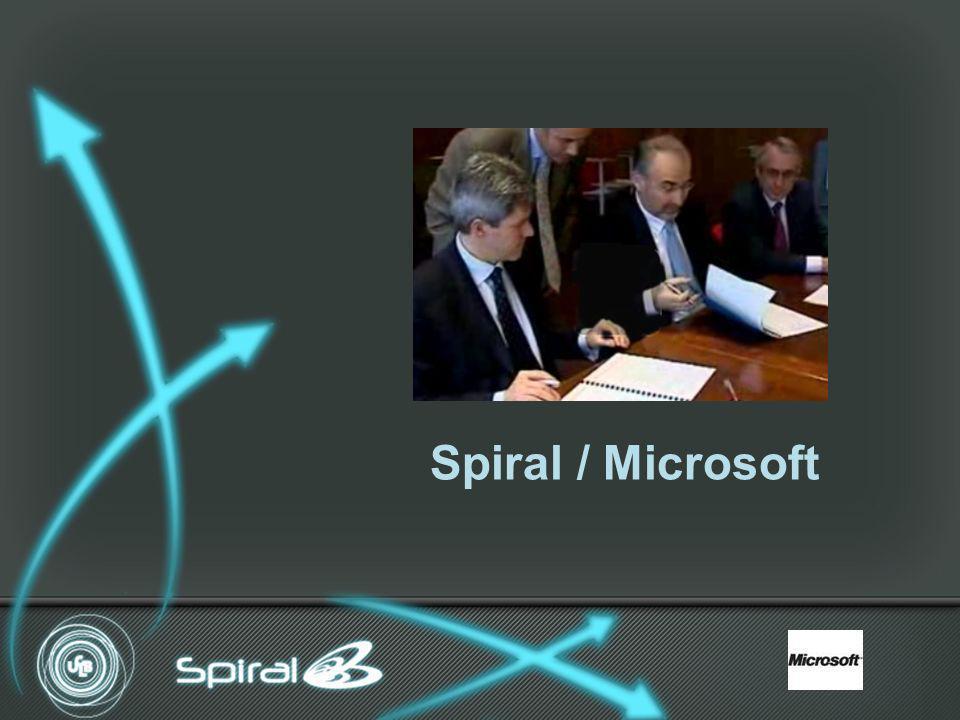 Spiral / Microsoft