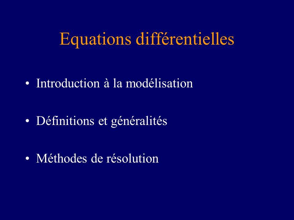 ED linéaire dordre 1 à coefficient constant avec f ( x ) = Cste = a - Si g ( x ) est un polynôme de degré n alors on cherche une solution particulière y p = a n x n + a n-1 x n-1 +… + a 1 x + a 0 (un polynôme de degré n) - Si g ( x ) = e ax P ( x ) alors on pose y p = e ax z