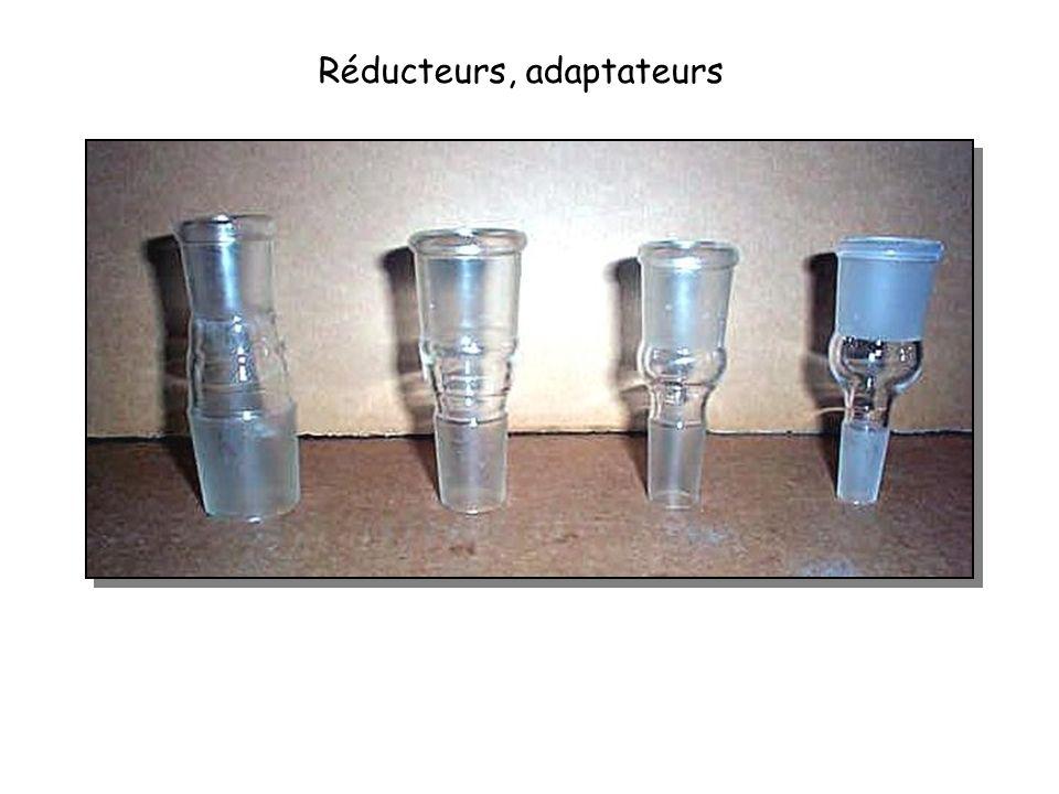 Réducteurs, adaptateurs