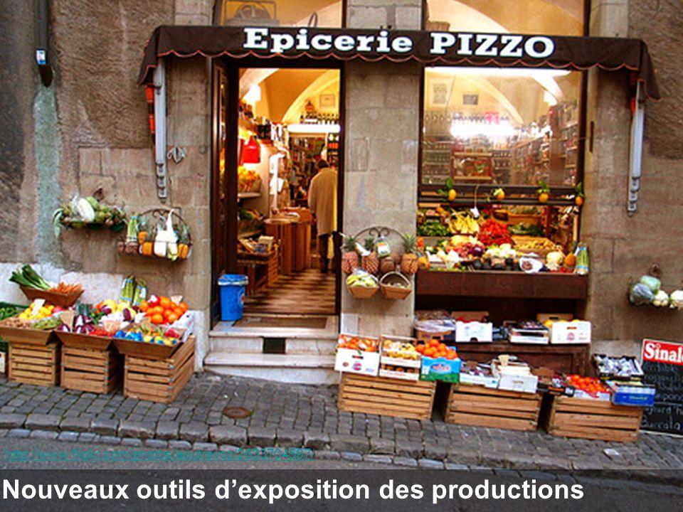 Nicolas Coltice Christophe Batier Université Claude Beranrd Lyon1 http://www.flickr.com/photos/aoutravoz/2633704597/ Nouveaux outils dexposition des productions