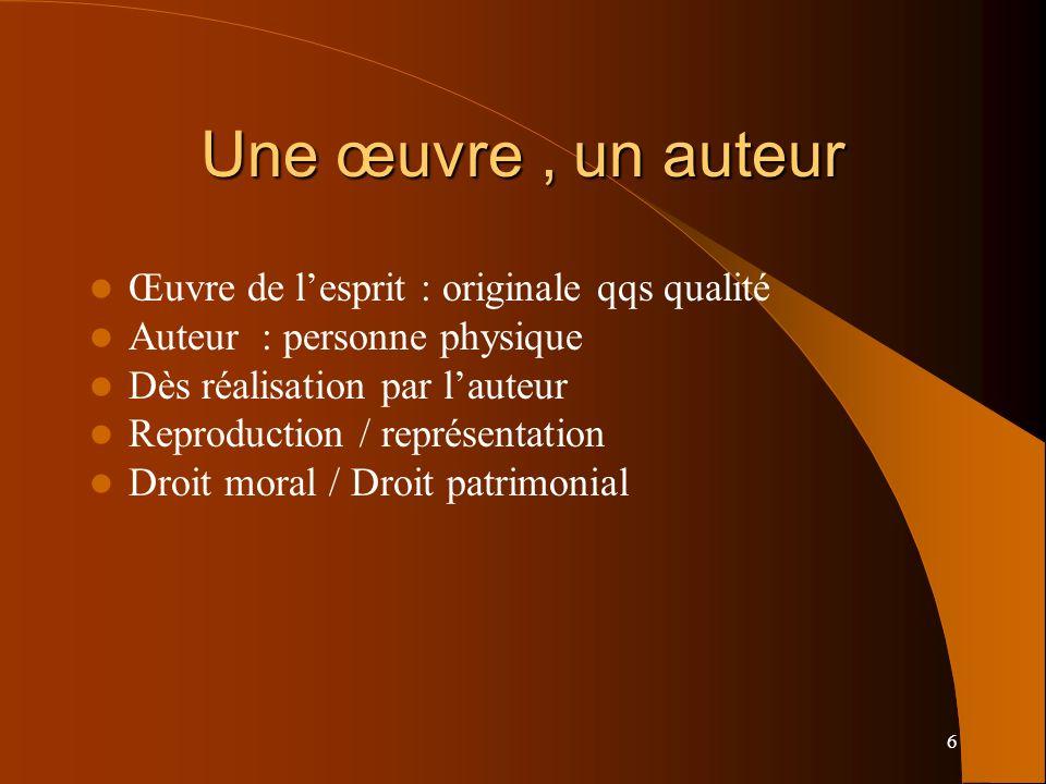 67 2.LE PROCESSUS DE PREVENTION 1.1. Savoir pour comprendre, 1.2.
