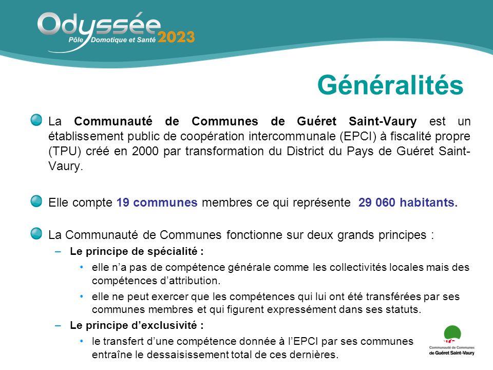 Le territoire intercommunal La Creuse en région Limousin 1/2 TGV TGV ligne directe Brive (19) – Limoges(87) Roissy - Lille Via La souterraine (23)