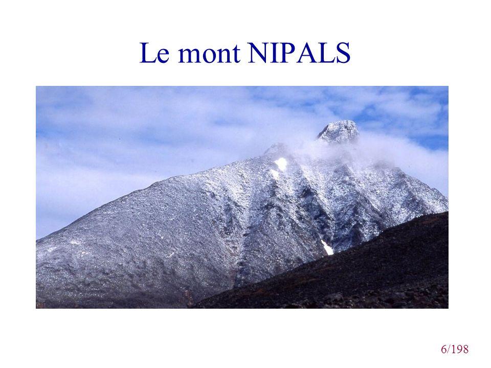6/198 Le mont NIPALS