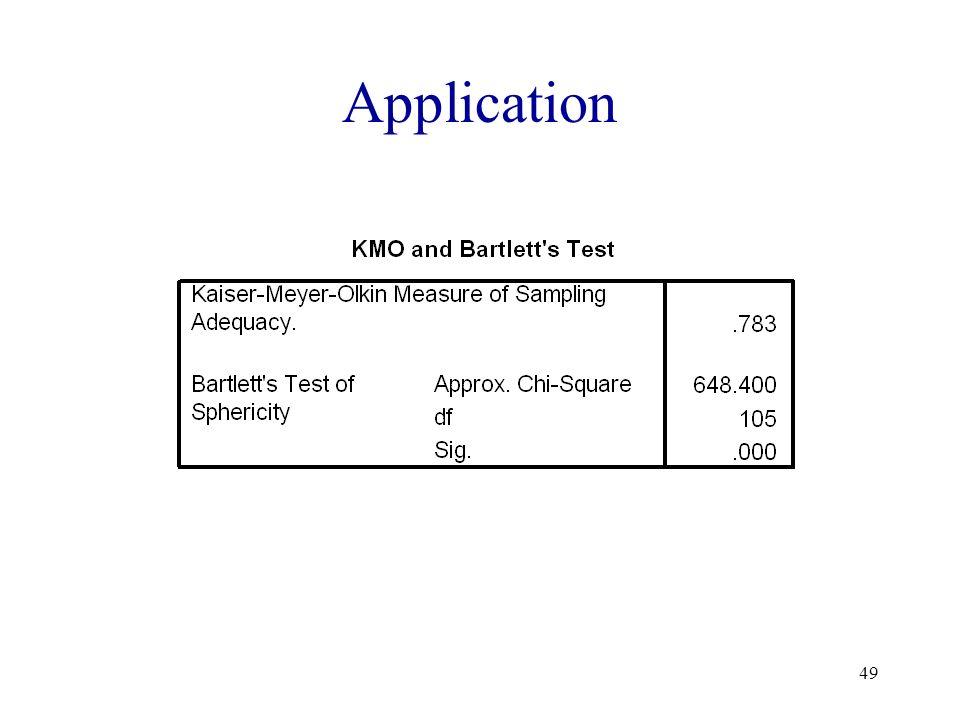 49 Application