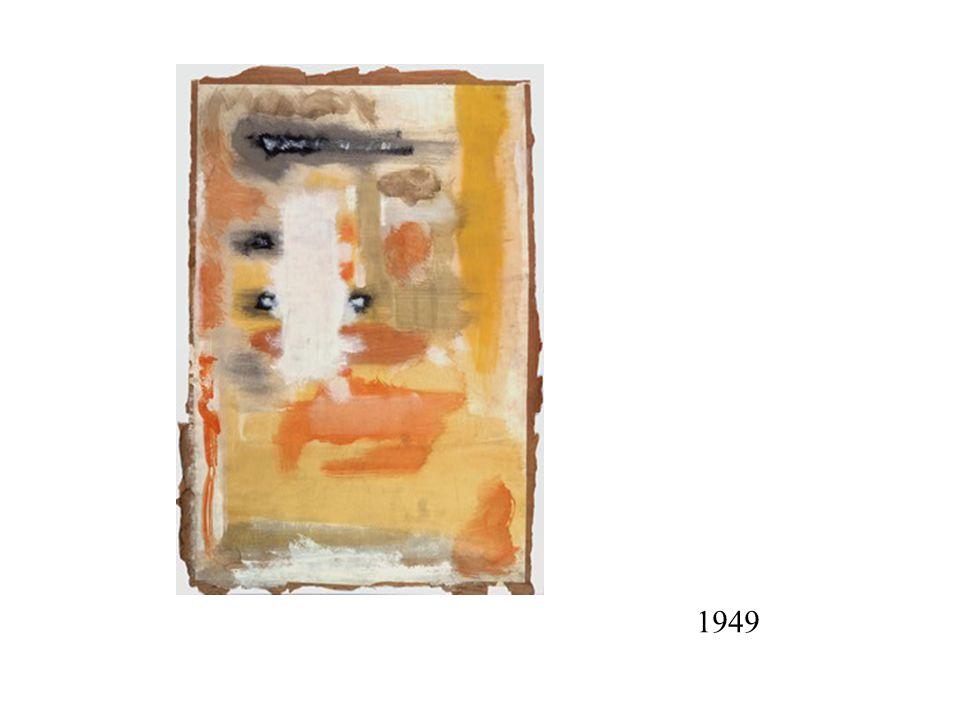 40 Mark Rothko (1903 - 1970) Le travail évolue à mesure quil avance vers plus de clarté, vers lélimination de tous les obstacles entre le peintre et lidée, et entre lidée et le spectateur.